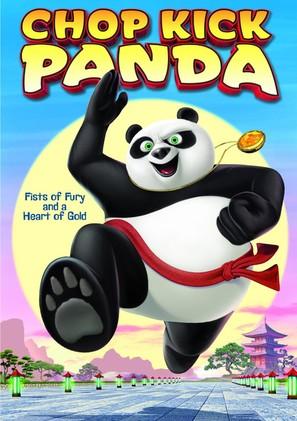 Chop Kick Panda - DVD cover (thumbnail)
