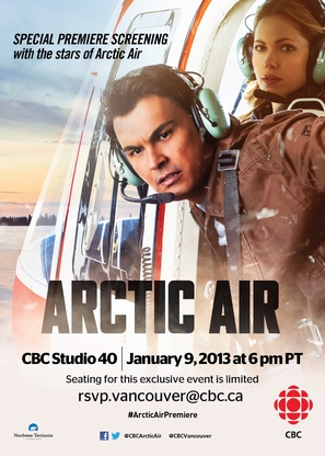 """Arctic Air"" - Canadian Movie Poster (thumbnail)"