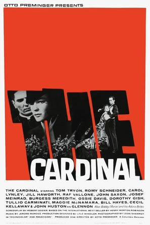 The Cardinal - Movie Poster (thumbnail)
