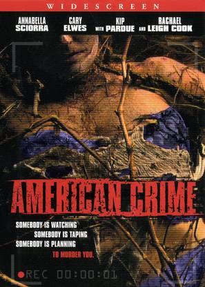American Crime - poster (thumbnail)