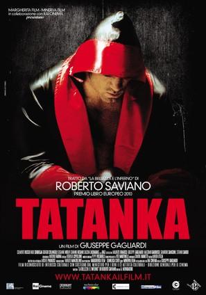 Tatanka Skatenato - Italian Movie Poster (thumbnail)