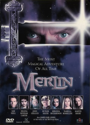 Merlin - Movie Cover (thumbnail)