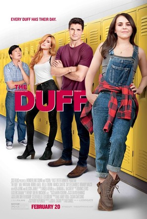 The DUFF - Movie Poster (thumbnail)