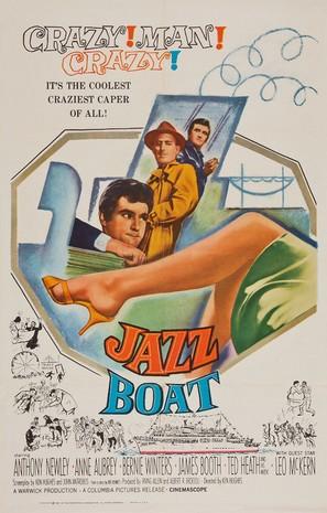 Jazz Boat - Movie Poster (thumbnail)