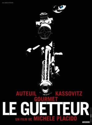 Le guetteur - French Movie Poster (thumbnail)