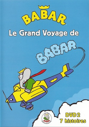 """Babar"" - French DVD movie cover (thumbnail)"