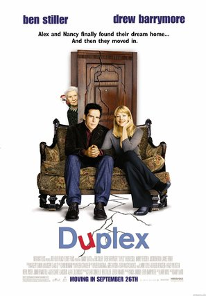 Duplex - Movie Poster (thumbnail)