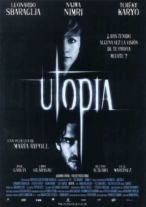 Utopía - Spanish Movie Poster (thumbnail)