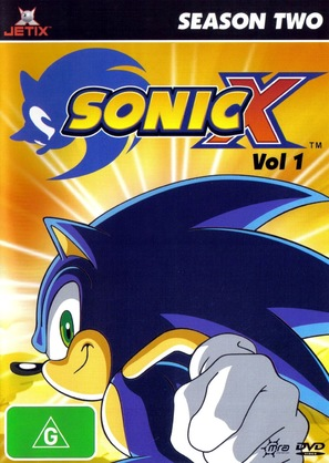 """Sonic X"" - Movie Cover (thumbnail)"