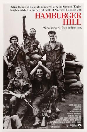 Hamburger Hill - Movie Poster (thumbnail)