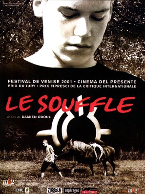 Le souffle - French Movie Poster (thumbnail)