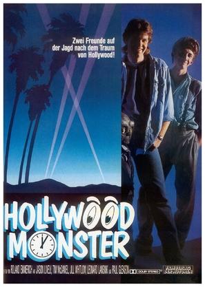 Hollywood-Monster - German Movie Poster (thumbnail)