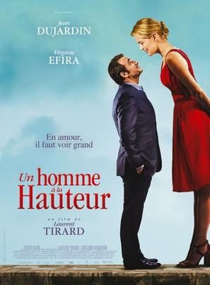 Un homme à la hauteur - French Movie Poster (thumbnail)