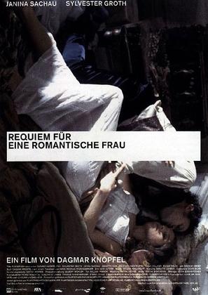 Requiem für eine romantische Frau - German Movie Poster (thumbnail)
