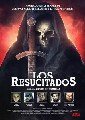 Los resucitados - Spanish Movie Poster (thumbnail)