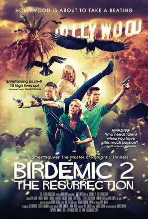 Birdemic 2: The Resurrection - Movie Poster (thumbnail)