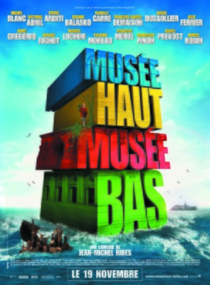 Musée haut, musée bas - French Movie Poster (thumbnail)