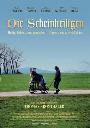 Scheinheiligen, Die - German poster (thumbnail)