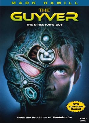 Guyver - Movie Cover (thumbnail)