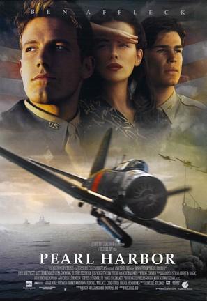 Pearl Harbor - Movie Poster (thumbnail)
