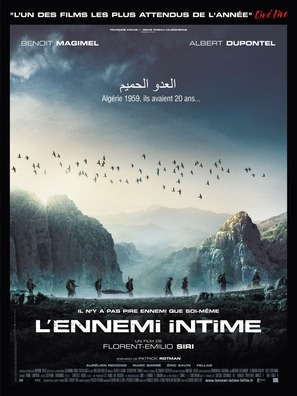 L'ennemi intime - French Movie Poster (thumbnail)