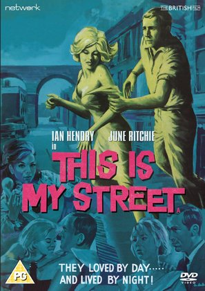 This Is My Street - British DVD movie cover (thumbnail)