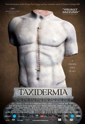 Taxidermia - Movie Poster (thumbnail)