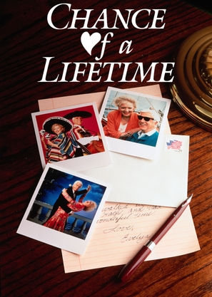 Chance of a Lifetime - DVD movie cover (thumbnail)