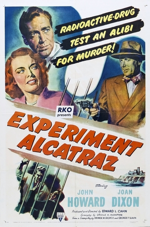 Experiment Alcatraz - Movie Poster (thumbnail)
