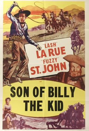 Son of Billy the Kid - Movie Poster (thumbnail)