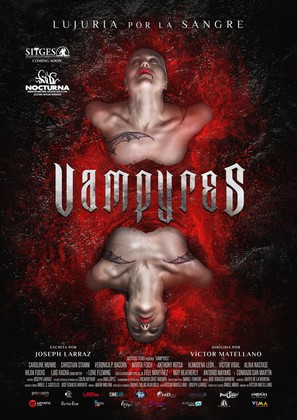 Vampyres - Spanish Movie Poster (thumbnail)