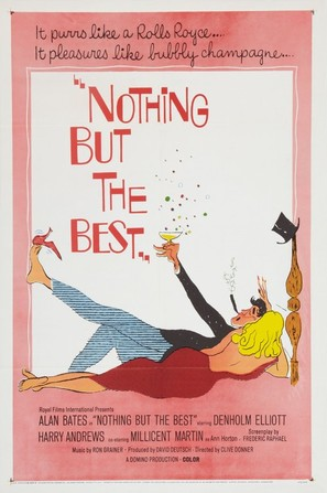 Nothing But the Best - Movie Poster (thumbnail)