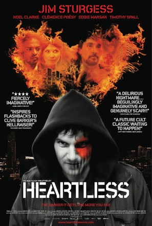 Heartless - British Movie Poster (thumbnail)