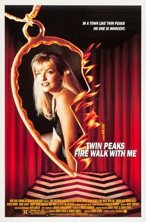 Twin Peaks: Fire Walk with Me - Movie Poster (thumbnail)