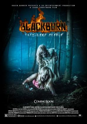 Blackburn - Canadian Movie Poster (thumbnail)