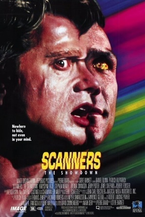 Scanner Cop II - Movie Poster (thumbnail)