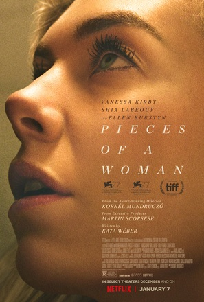 Pieces of a Woman - Movie Poster (thumbnail)