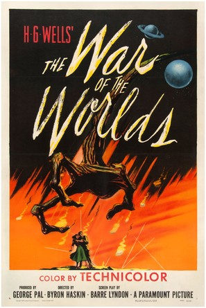 The War of the Worlds - Movie Poster (thumbnail)