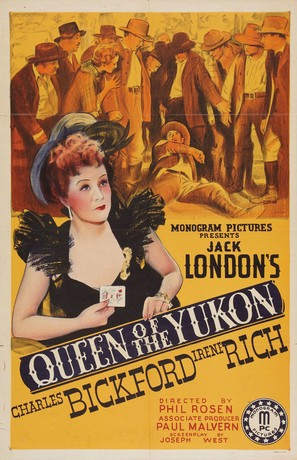 Queen of the Yukon - Movie Poster (thumbnail)