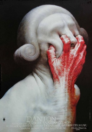 Danton - Polish Movie Poster (thumbnail)