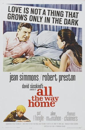 All the Way Home - Movie Poster (thumbnail)
