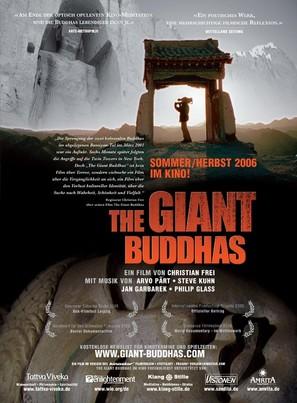 The Giant Buddhas - German poster (thumbnail)