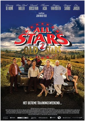 All Stars 2: Old Stars - Dutch Movie Poster (thumbnail)