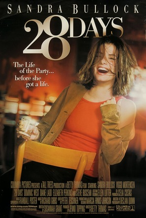 28 Days - Movie Poster (thumbnail)