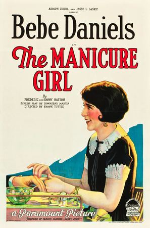 The Manicure Girl - Movie Poster (thumbnail)