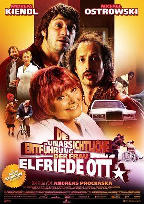 Die unabsichtliche Entführung der Frau Elfriede Ott - Austrian Movie Poster (thumbnail)