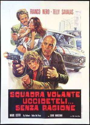 Senza ragione - Italian Movie Poster (thumbnail)