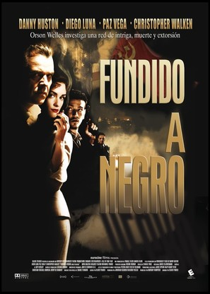 Fade to Black - Spanish poster (thumbnail)