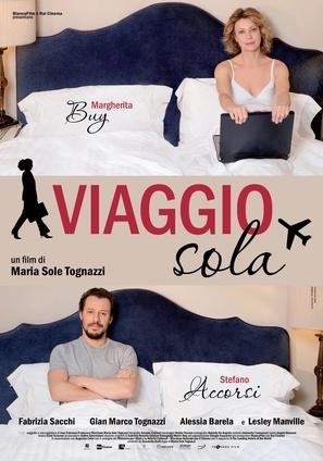 Viaggio sola - Italian Movie Poster (thumbnail)