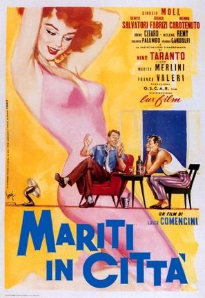 Risultati immagini per mariti in città film 1957